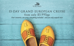 Explore Europe on a 15-Day Grand European Cruise