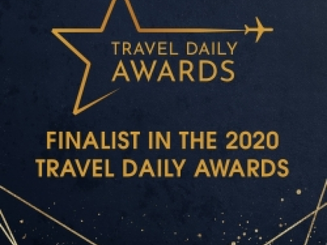TravelView are 2020 Travel Daily Awards Finalists!
