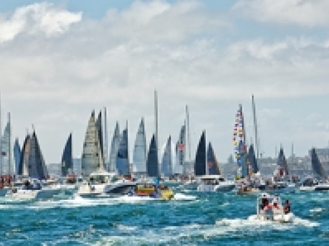 Sydney to Hobart in Luxury